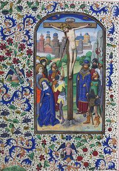 Libro de horas de Leonor de la Vega, siglo XV | Flickr: Intercambio de fotos
