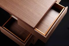 Cartesia Desk Walnut | COLORS