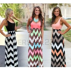 beach maxi long dress diy - Google Search