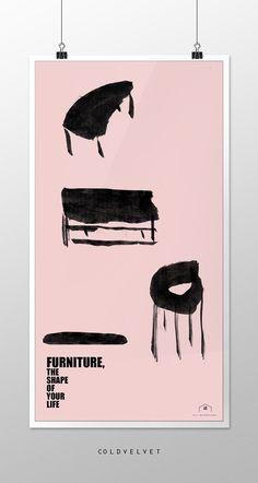 Poster / Furniture Concept by coldvelvet