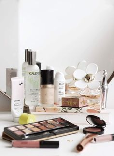 End Of Spring Makeup Favourites