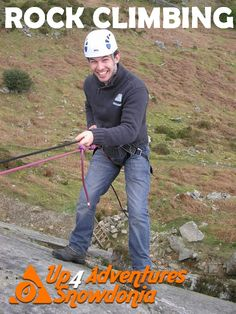 Rock Climbing & Abseiling with Up4Adventures