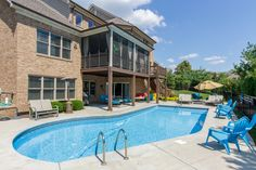 17002 Isabella View Place Fisherville Kentucky 40023 #homeforsale #forsale #shakesrun #louisville #kentucky #joehayden #joehaydenrealtor #louisvillekentucky #fisherville #elitehomes #pool #summerfun #funinthesun