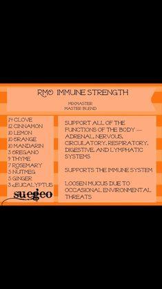 #RMO Immune Strength copycat blend