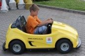 Education of children in road safety. Traffic Skills #Hungary #camp