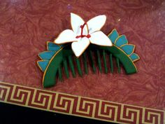 Disney Mulan Cosplay Haircomb by LHTCreations on Etsy Disney Pocahontas, Disney Up, Disney Magic, Disney Films, Disney Pixar, Walt Disney, Disney Princesses, Disney Parks, Princess Aesthetic