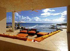Equity Estates' latest acquisition, Rum Punch Villa, in Anguilla