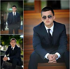 Senior Picture Ideas. Minus the jacket, but Adam would rock the vest, tie, and shades. Whatcha think @Tara Ballenger ?