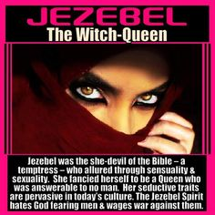 Jezebel's Hit List: Are You on It? How much makeup are you wearing? Bible Scriptures, Bible Quotes, Biblical Quotes, Heart Quotes, Jezebel Spirit, Witch Queen, Christian Post, Bible Knowledge, Scripture Study