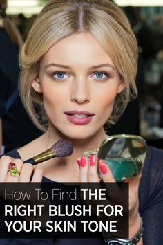 Finding the right blush just got easier.
