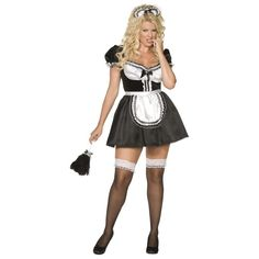 Envy Sexy French Maid Costume