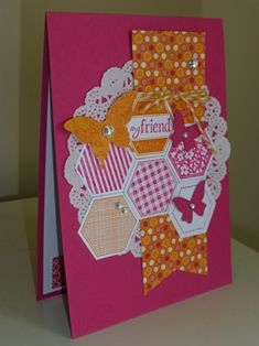 Stampin Up! Six Sided Sampler