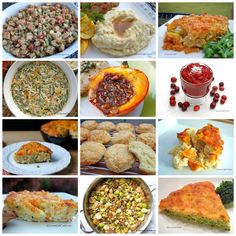 Gourmet Girl Cooks: 12 Thanksgiving Side Dish Recipes - Low Carb, Gluten Free & No Sugar Added