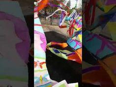 Presentación gráfica montaje maqueta mariposa - YouTube