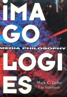 Imagologies cover from 1993.