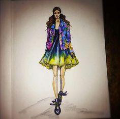 Buzz Kill! #fashion #illustartion