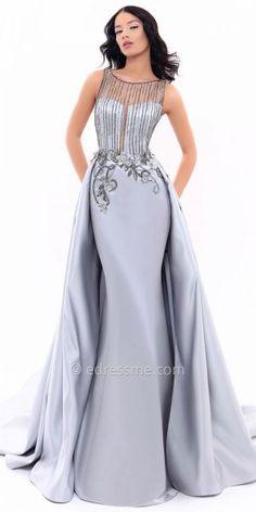 Megan Evening Dress by Tarik Ediz