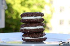 Sunde oreo småkager (glutenfri)