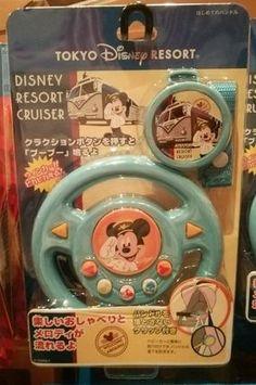 ベビー用品 ハンドル おもちゃ ミッキー 東京ディズニーリゾート