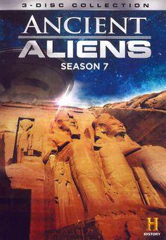 Ancient Aliens: Season 7+ (we only have through season 6!)