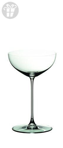Riedel Veritas Moscato/Coupe/Martini Glass, Pack of 2 (*Amazon Partner-Link)