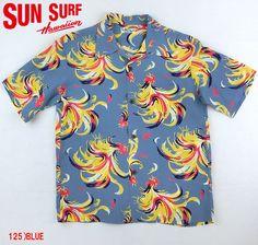 """【楽天市場】No.SS36436 SUN SURF サンサーフS/S SHIRTS""""COCKFIGHT"""":Junky Special"""