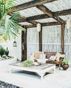 Tropical style inspiration
