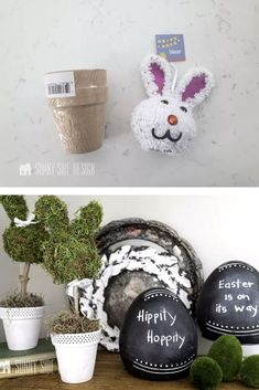 Are you wondering how you can add a little spring decor to your home without spending an arm and a leg? Or are you looking for cute and inexpensive Easter decorations ideas? Check out these easy dollar store easter decorations for living room mantle. Halloween Dorm, Living Room Mantle, Thanksgiving Baby, Floral Foam, Wedding With Kids, Dollar Stores, Easy Diy, Arm, Diy Projects