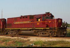 RailPictures.Net Photo: AM 68 Arkansas & Missouri Railroad Alco C420 at Rogers, Arkansas by David Hawkins