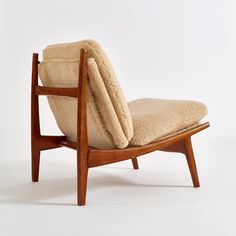 JosephAndréMotte 790 Chair, c. 1960 Edition