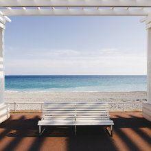 Fototapet - Window to the Sea