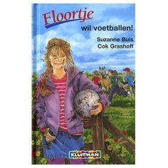 Floortje wil voetballen is een van de weinige boeken over meisjesvoetbal!