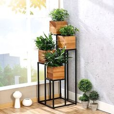 24 Ideas indoor container garden ideas house plants for 100 Beautiful DIY Pots And Container Gardening Ideas . Indoor Garden, Garden Pots, Indoor Plants, Home And Garden, Herb Garden, Potted Garden, Garden Leave, Easy Garden, Water Garden