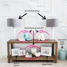 Interior Design Guide, Interior Styling, Decorating Your Home, Interior Decorating, Decorating Tips, Decoration Entree, Entrance Decor, Furniture Layout, Home Decor Inspiration