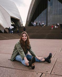 Impromptu picnic with in Sydney on a beautiful winter day 🤗 Violetta Komyshan, Winter Day, Sydney, Australia, Casual, Beautiful, Instagram, Women, Style