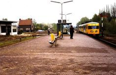 Treinstation spekholzerheide / Gracht