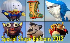Great Midwest Balloon Fest 2013 - done and over for this year, but next year should be fun too.  Who doesn't like balloons?