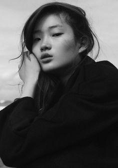 """grocery-store-peach: """" Shin Hyun Ji by Daniel Le Breton """""""