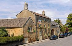 The Kingham Plough hotel, Chipping Norton