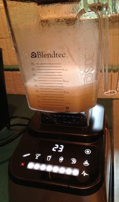 Cocktail Recipes with Blendtec