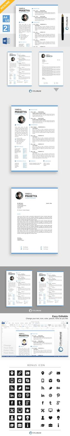resume #design from Basic Creations DOWNLOAD   - resume download