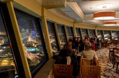 Take in a view of the city while wining and dining in the sky @ Winnipeg's revolving restaurant, Prairie 360 Canada Travel, Canada Trip, Girls Vacation, Western Canada, Visit Canada, Win A Trip, Tourism, Road Trip, Restaurant