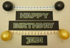 Last spring I made a simple LEGO Star Wars Happy Birthday Banner for Piano Man's classmate, and he was thrilled to have a handmade LEGO Star Wars Banner with his name. It worked out perfectly because his name is Liam. Piano Man asked for a similar look without the LEGO font. As I began working [...]