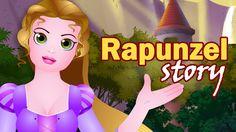 Rapunzel | Bedtime Stories | Fairy Tale Story for Kids