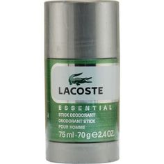 Lacoste Essential By Lacoste Deodorant Stick 2.4 Oz