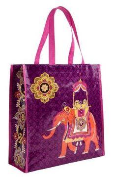 Amazon.com  Vera Bradley Shopper Tote in Safari Sunset  Shoes aef187cca73ee