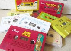 Storybook cassette tapes I learned to read on these. Kids today would think they - Kids Audio Books - ideas of Kids Audio Books - Storybook cassette tapes I learned to read on these. Kids today would think they were boring but I loved them! 90s Childhood, My Childhood Memories, Best Memories, Childhood Stories, 80s Kids, 90s Kids Toys, 90s Nostalgia, Ol Days, Fisher Price
