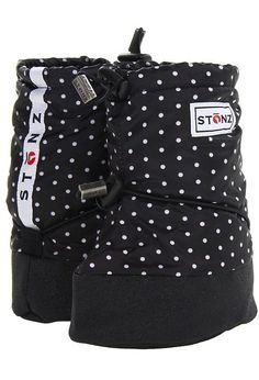 Stonz Baby Booties (Toddler) (Polka Dot/Black/White) Girls Shoes - Stonz, Baby Booties (Toddler), BPOLBW, Footwear Athletic Snow, Snow, Athletic, Footwear, Shoes, Gift, - Fashion Ideas To Inspire