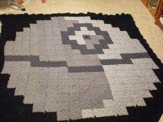 2123.- Crochet Pixelado