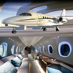 Are you interested in chartering a private jet? Over the past few years, the popularity of private jet charters has increased. Jets Privés De Luxe, Luxury Jets, Luxury Private Jets, Private Plane, Luxury Yachts, Private Jet Flights, Nissan 370z, Cabina Exterior, Private Jet Interior